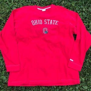 Ohio State Buckeyes Columbia Long Sleeve Shirt